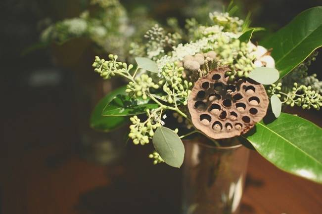 Artsy Industrial Wedding with Rustic + Vintage Details {j.woodbery photography} 1