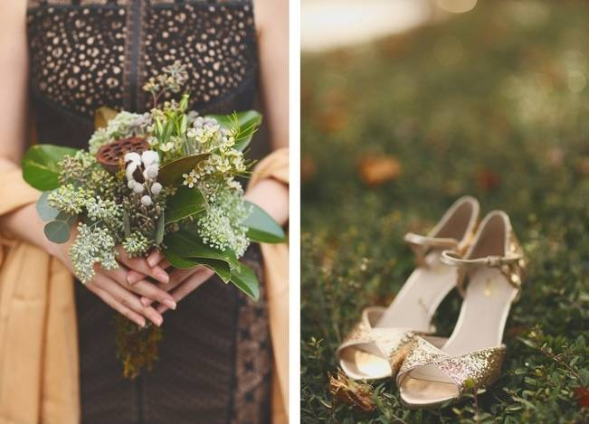 Artsy Industrial Wedding with Rustic + Vintage Details {j.woodbery photography} 2