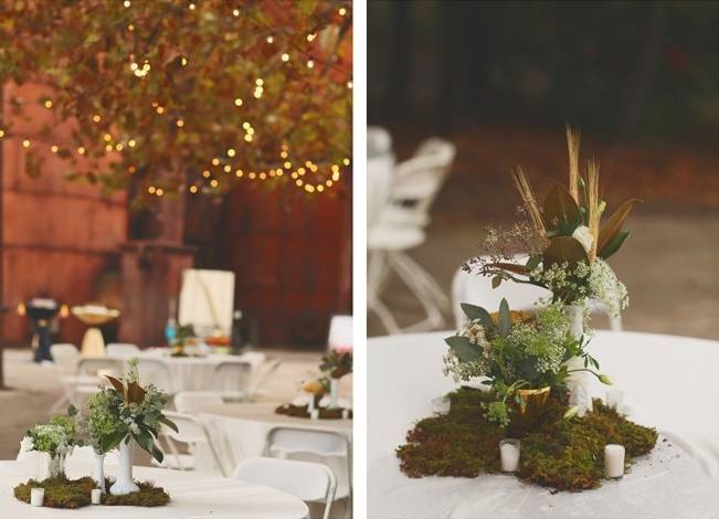 Artsy Industrial Wedding with Rustic + Vintage Details {j.woodbery photography} 20