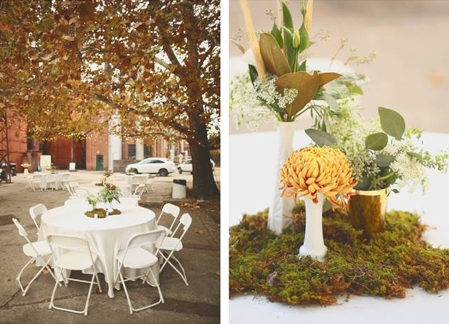 Artsy Industrial Wedding with Rustic + Vintage Details {j.woodbery photography} 24