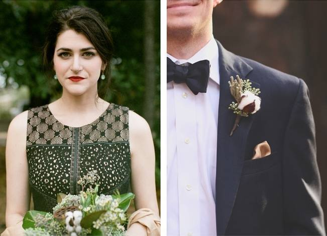 Artsy Industrial Wedding with Rustic + Vintage Details {j.woodbery photography} 6