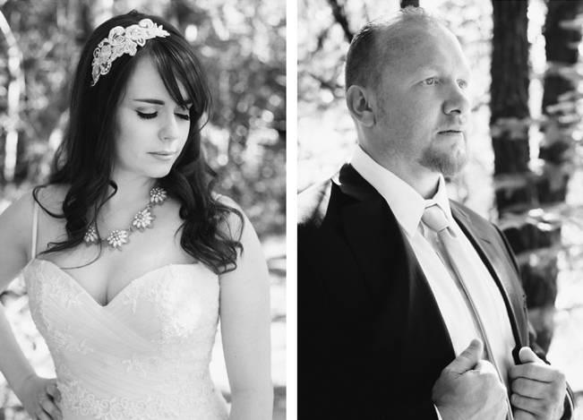 Beautiful Outdoor Oregon Wedding Reception at Ron's Pond {Kel Ward Photography} 10