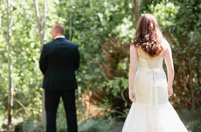 Beautiful Outdoor Oregon Wedding Reception at Ron's Pond {Kel Ward Photography} 4