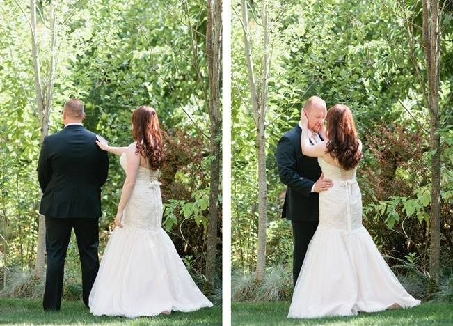 Beautiful Outdoor Oregon Wedding Reception at Ron's Pond {Kel Ward Photography} 5