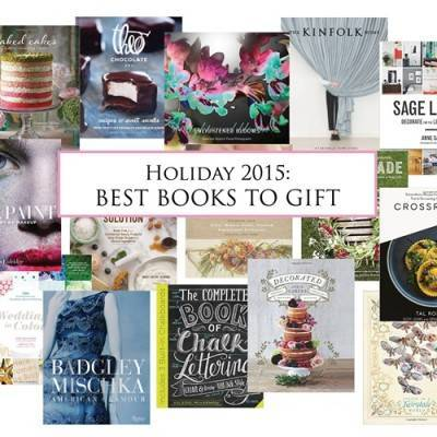 Holiday 2015: Best Books to Gift