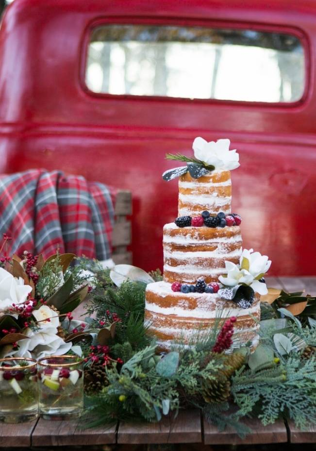 Christmas Styled Wedding Shoot {Shelly Taylor Photography} 12