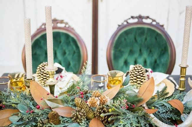 Christmas Styled Wedding Shoot {Shelly Taylor Photography} 15