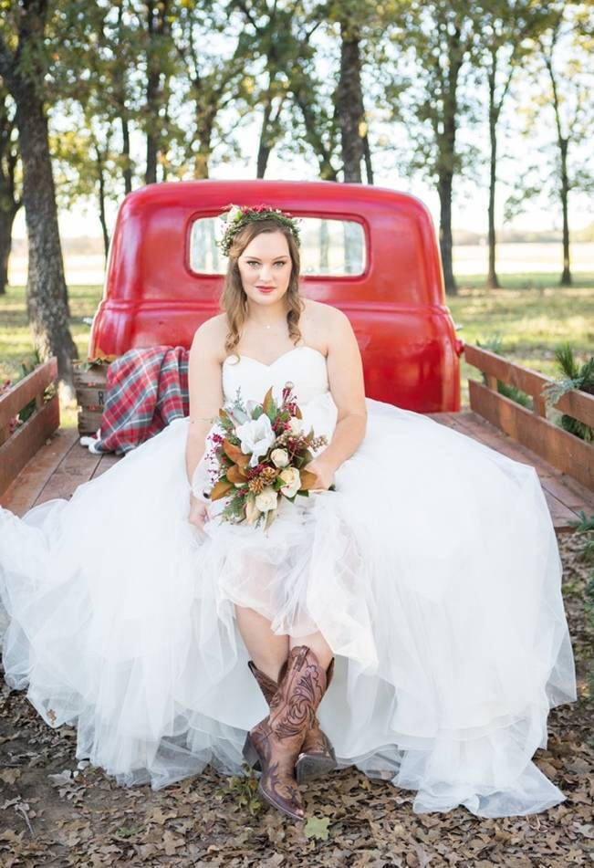 Christmas Styled Wedding Shoot {Shelly Taylor Photography} 18