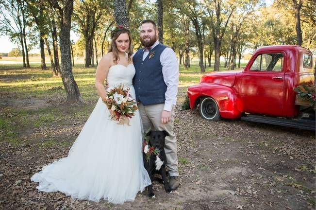 Christmas Styled Wedding Shoot {Shelly Taylor Photography} 19