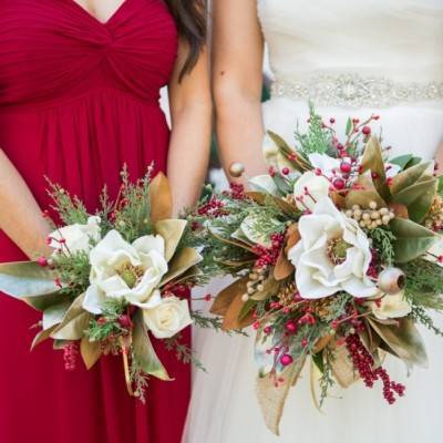 Christmas Styled Wedding Shoot {Shelly Taylor Photography}