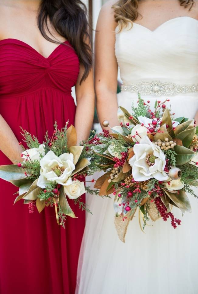 Christmas Styled Wedding Shoot {Shelly Taylor Photography} 6