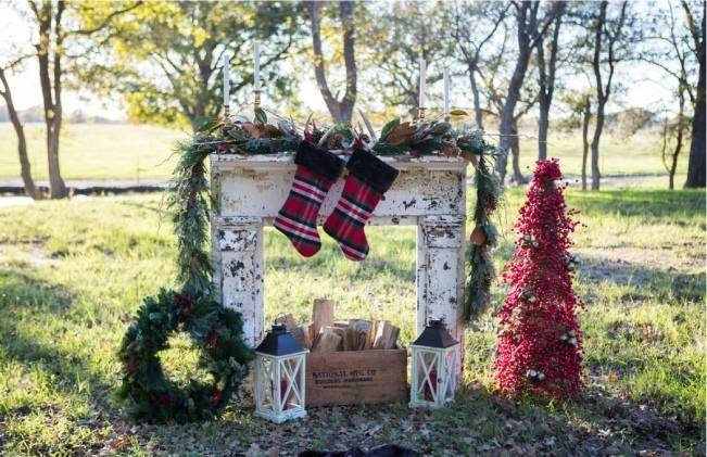 Christmas Styled Wedding Shoot {Shelly Taylor Photography} 7