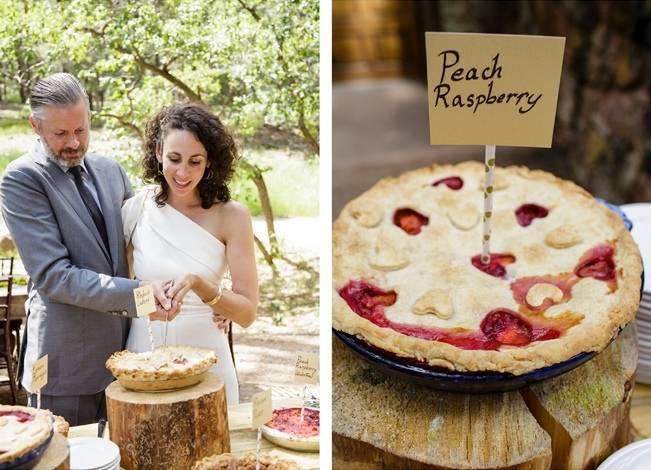 Colorado Mountain Wedding with Farm Table Reception 16