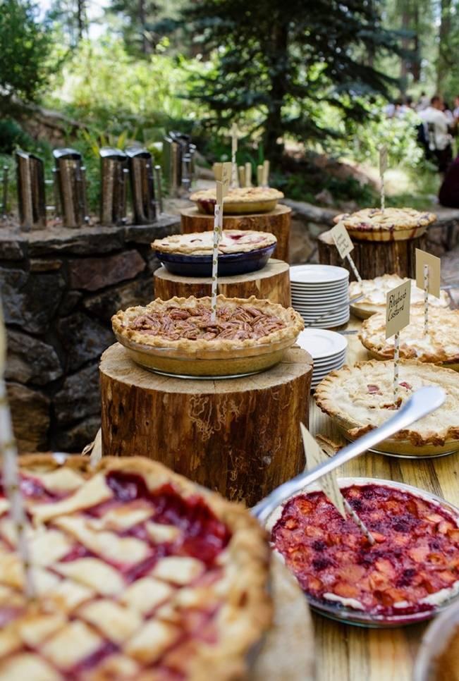 Colorado Mountain Wedding with Farm Table Reception 17
