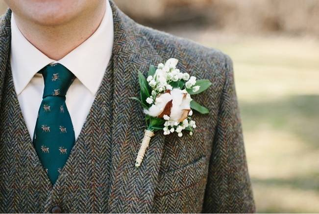 Deer Themed Woodland Wedding {Allie Siarto Photography} 1