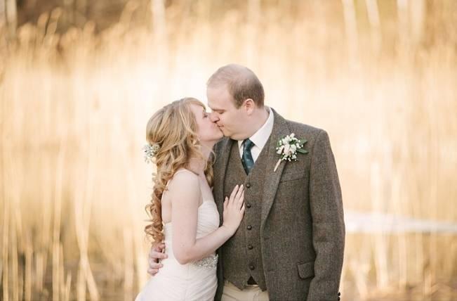 Deer Themed Woodland Wedding {Allie Siarto Photography} 10