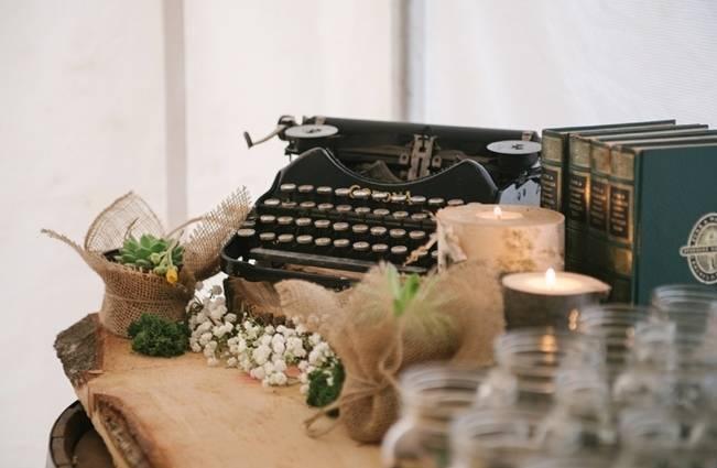 Deer Themed Woodland Wedding {Allie Siarto Photography} 13