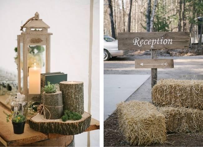 Deer Themed Woodland Wedding {Allie Siarto Photography} 15