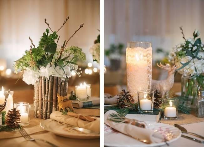 Deer Themed Woodland Wedding {Allie Siarto Photography} 21