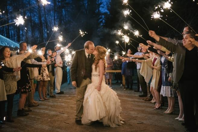Deer Themed Woodland Wedding {Allie Siarto Photography} 28