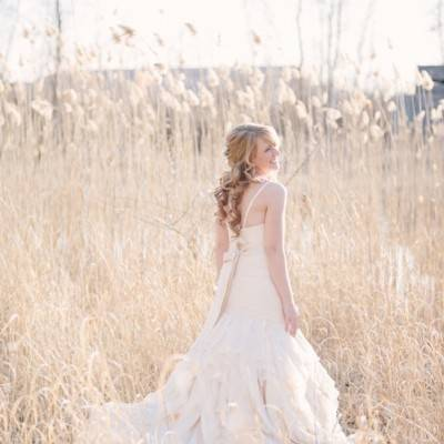 Deer Themed Woodland Wedding {Allie Siarto Photography}