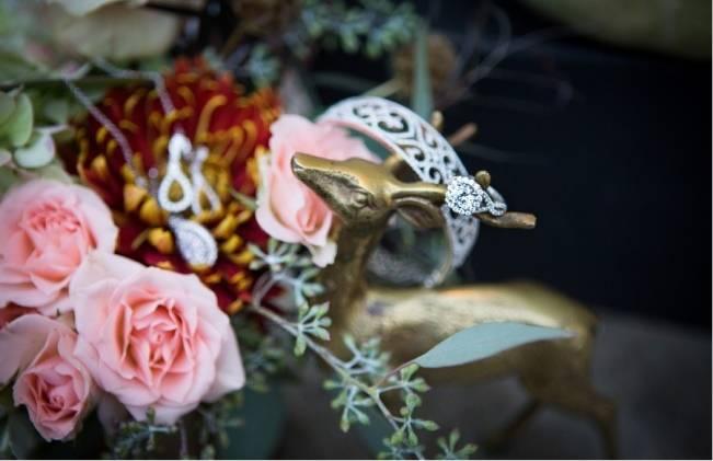 Elegant Fall Barn Wedding at Vintage Oaks Ranch {Shelly Taylor Photography} 18