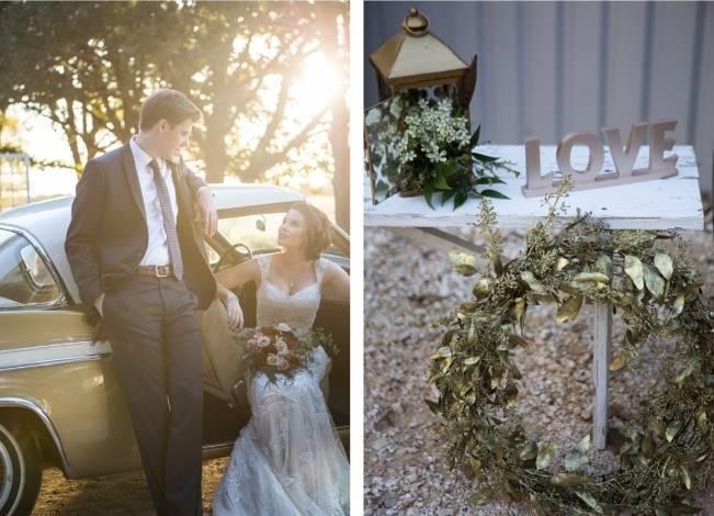 Elegant Fall Barn Wedding at Vintage Oaks Ranch {Shelly Taylor Photography} 19