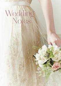 wedding notes