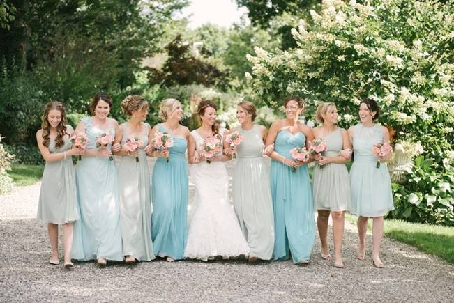 Garden Wedding at Southern Exposure Herb Farm {Allie Siarto Photography} 1