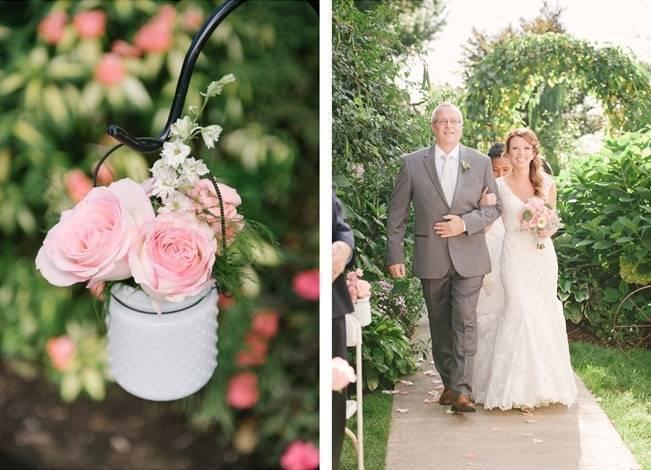 Garden Wedding at Southern Exposure Herb Farm {Allie Siarto Photography} 10