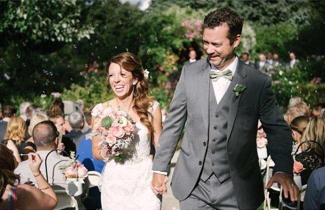 Garden Wedding at Southern Exposure Herb Farm {Allie Siarto Photography} 12