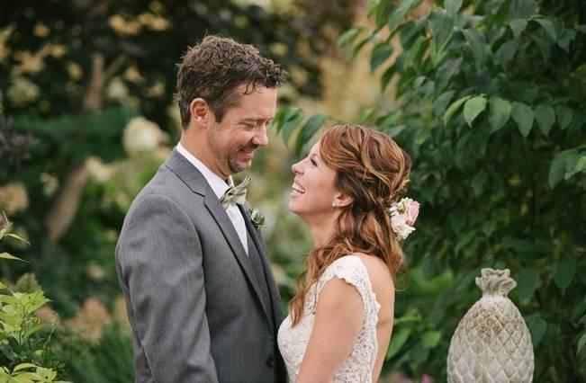 Garden Wedding at Southern Exposure Herb Farm {Allie Siarto Photography} 13