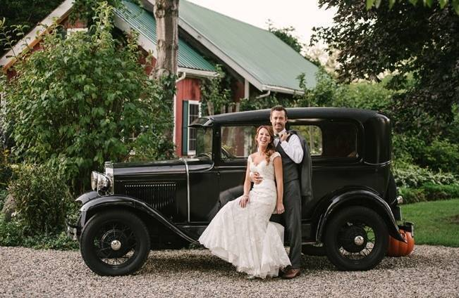 Garden Wedding at Southern Exposure Herb Farm {Allie Siarto Photography} 15