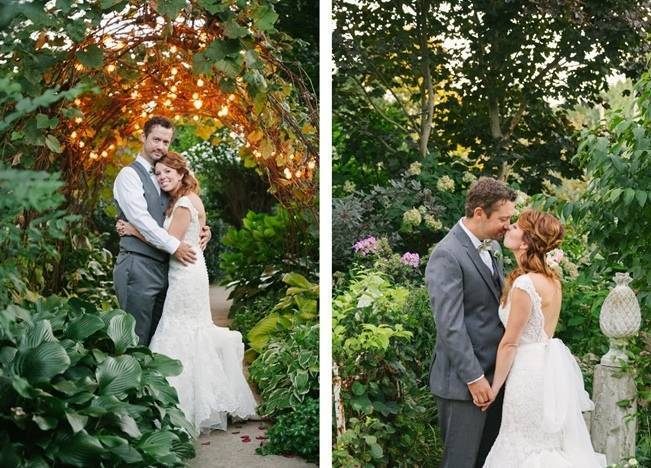 Garden Wedding at Southern Exposure Herb Farm {Allie Siarto Photography} 16