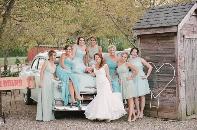 Garden Wedding at Southern Exposure Herb Farm {Allie Siarto Photography} 17