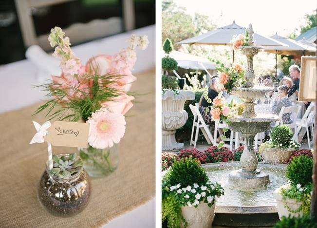 Garden Wedding at Southern Exposure Herb Farm {Allie Siarto Photography} 18