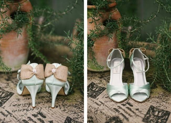 Garden Wedding at Southern Exposure Herb Farm {Allie Siarto Photography} 2