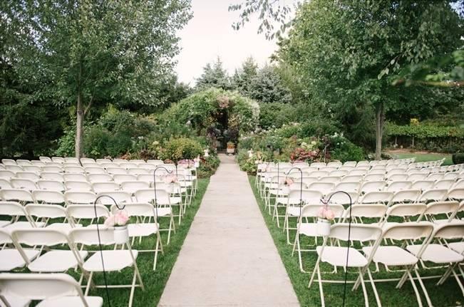 Garden Wedding at Southern Exposure Herb Farm {Allie Siarto Photography} 22