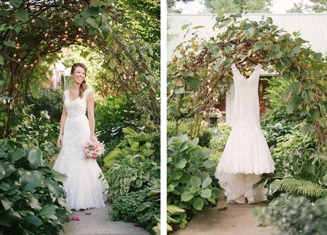 Garden Wedding at Southern Exposure Herb Farm {Allie Siarto Photography} 4