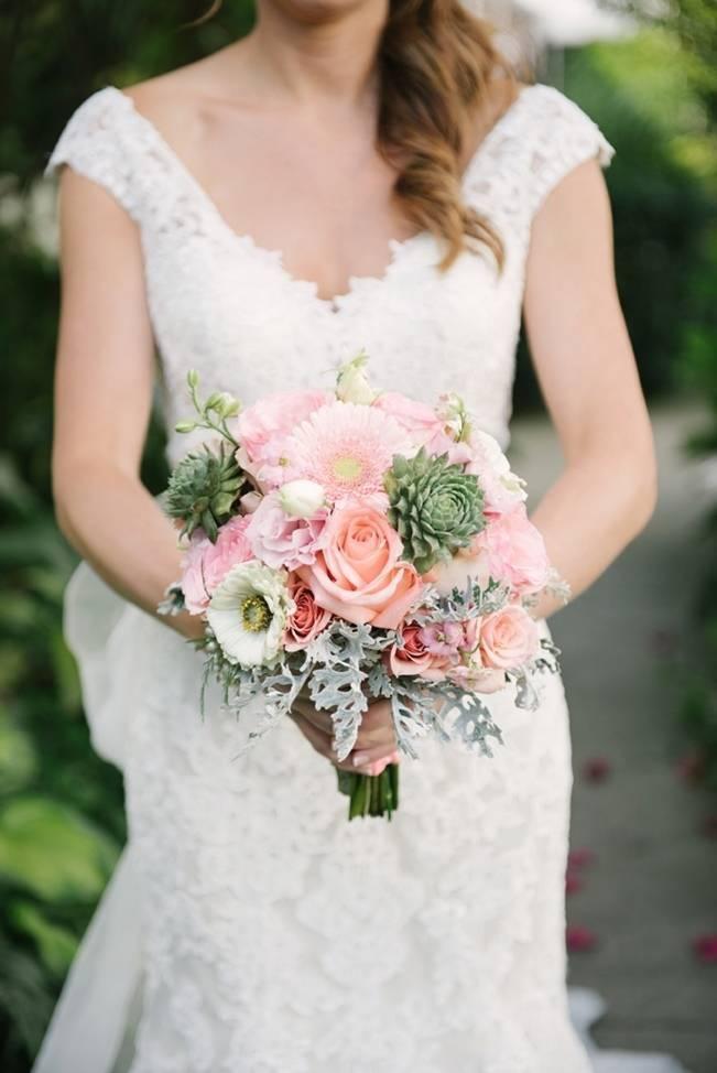 Garden Wedding at Southern Exposure Herb Farm {Allie Siarto Photography} 5
