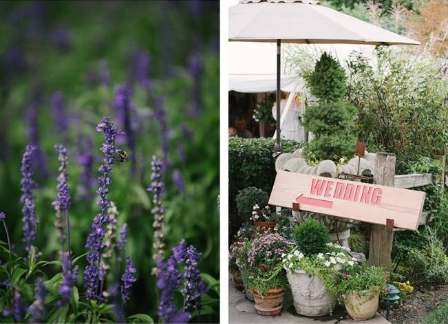 Garden Wedding at Southern Exposure Herb Farm {Allie Siarto Photography} 6