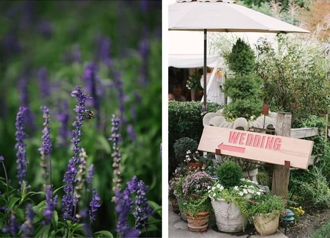 Garden Wedding at Southern Exposure Herb Farm {Allie Siarto Photography} 6