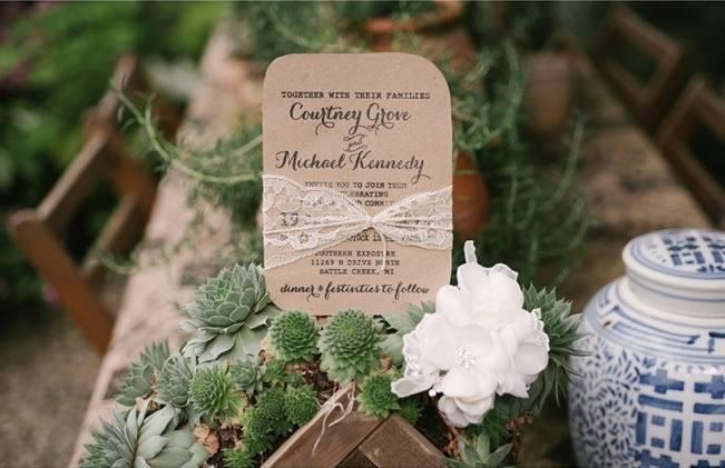 Garden Wedding at Southern Exposure Herb Farm {Allie Siarto Photography} 7