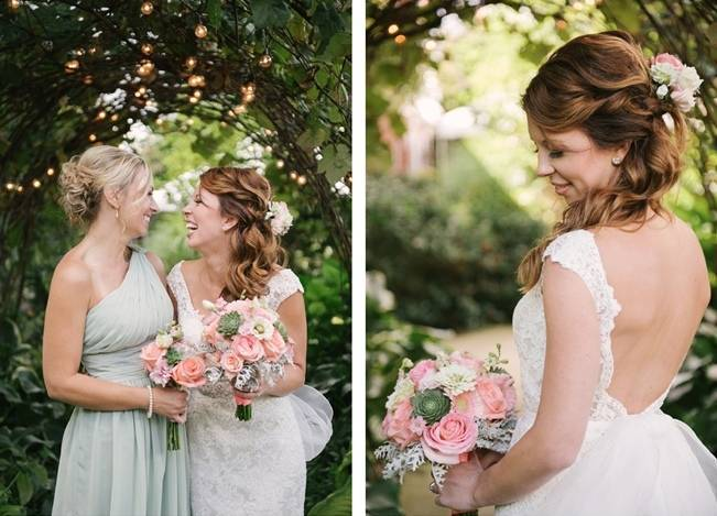 Garden Wedding at Southern Exposure Herb Farm {Allie Siarto Photography} 8