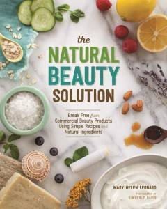 Natural Beauty Solution_Front Cover