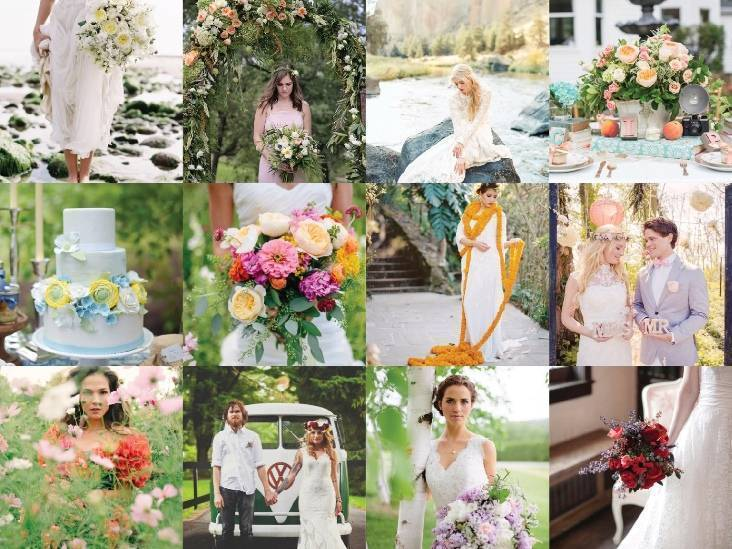 Top 12 Styled Shoots 2015 - Sweet Violet Bride