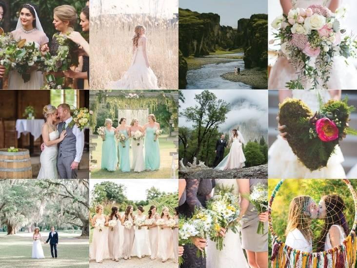 Top 12 Weddings of 2015 - Sweet Violet Bride
