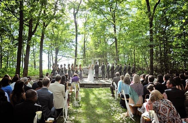 Boho Chic Vermont Wedding at Bolton Valley - Birke Photography 11