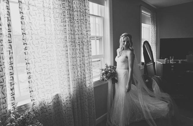 Boho Chic Vermont Wedding at Bolton Valley - Birke Photography 2