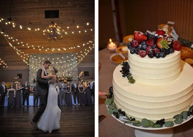 Boho Chic Vermont Wedding at Bolton Valley - Birke Photography 22